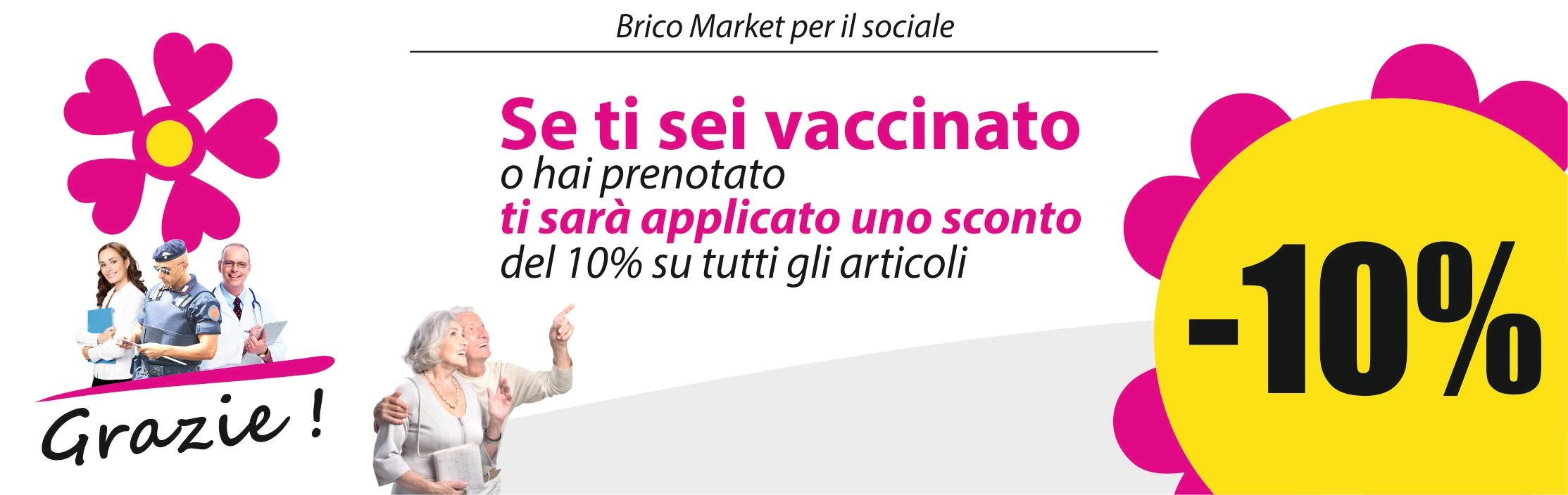 -10% AI VACCINATI