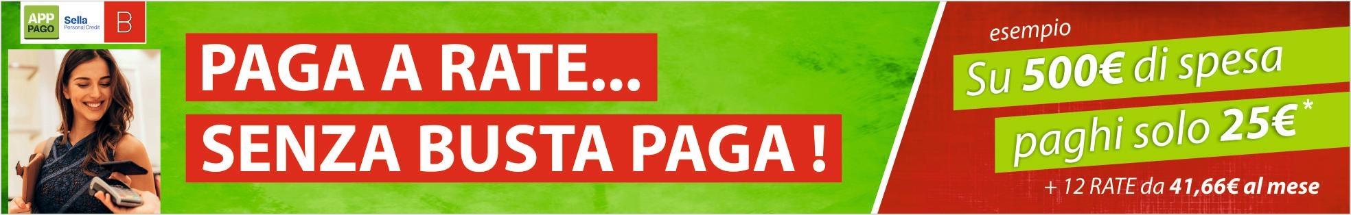 APPAGO - PAGAMENTI A RATE