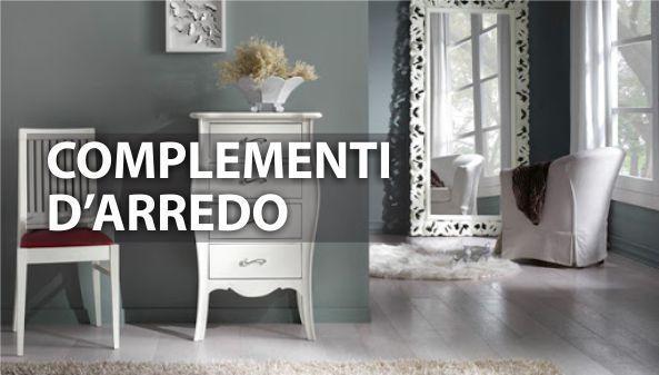 COMPLEMENTI D'ARREDO