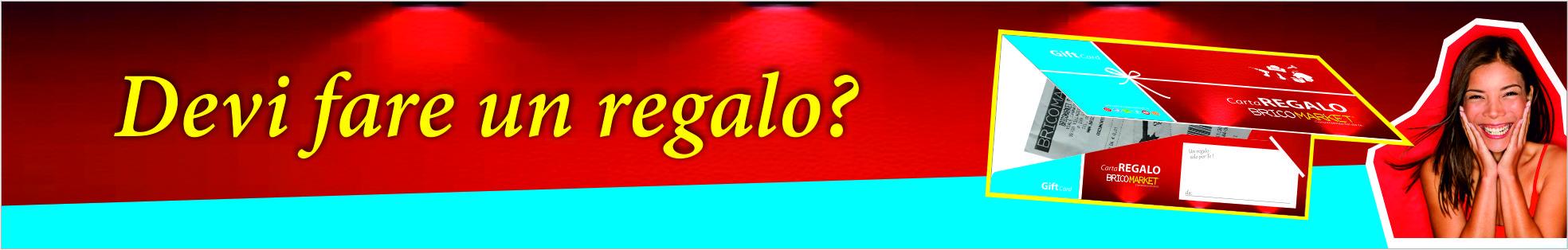 CARTA REGALO - GIFT CARD