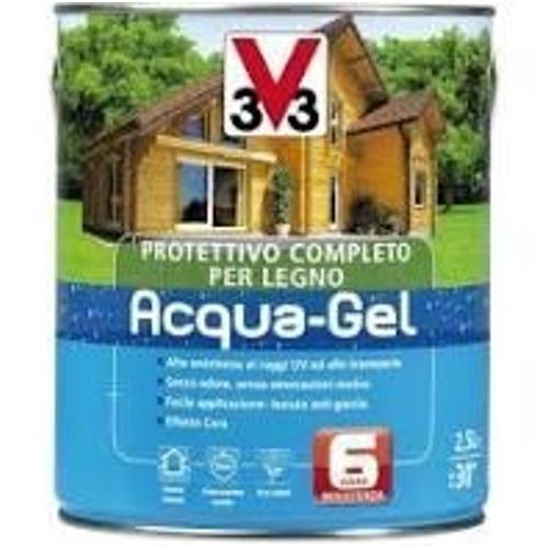 PROTETTIVO PER LEGNOACQUA NOCE SCURO LT 2.5