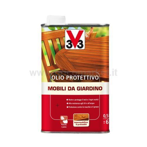 OLIO PROTETTIVO PERMOBILI GIARD TEK 0.5LT