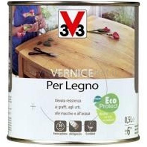 VERNICE LEGNO BRILLANTE WENHGE 0.5LT