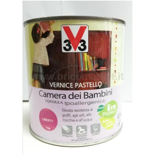 VERNICE PER CAMERA BAMBINI LIBERTY 0.5LT