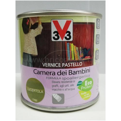 VERNICE PER CAMERA BAMBINI LUCERTOLA0.25LT