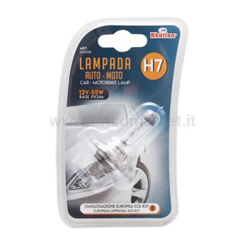 LAMPADINA AUTO H7 12V 55W PXD