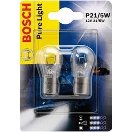 BOSCH 2 LAMP P21/5W