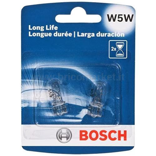 BOSCH 2 LAMP W5W