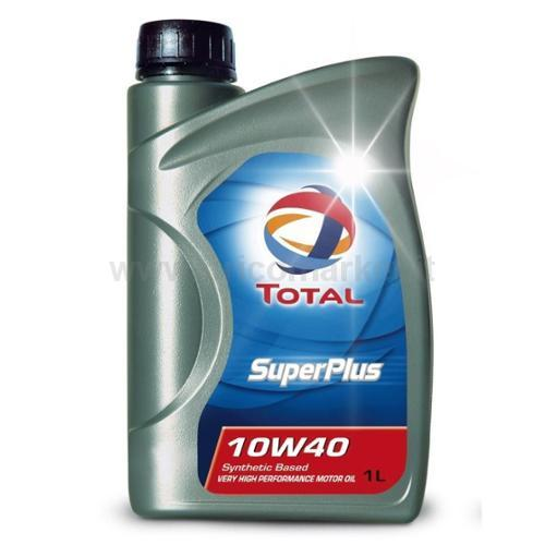 TOTAL SUPER PLUS 10W40 1L