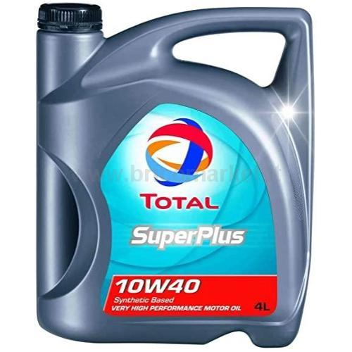TOTAL SUPER PLUS 10W40 4L