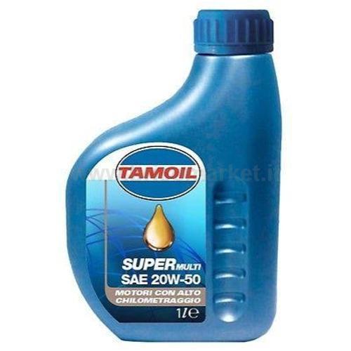 TAMOIL SUPERMULTI 20W50 LT.1