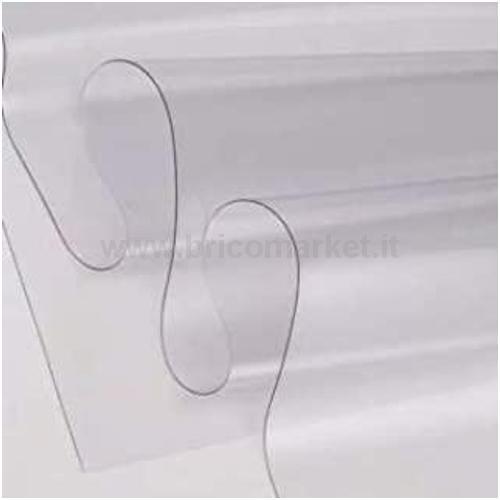 PVC FLESSIBILE MM.0,70 TRASPARENTE CM.100
