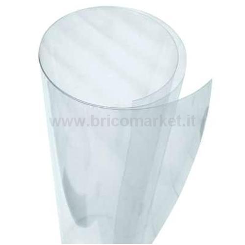 PVC FLESSIBILE MM.0,25 TRASPARENTE CM.100