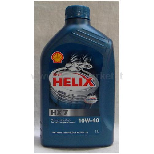 SHELL HELIX HX7 10W40 LT.1