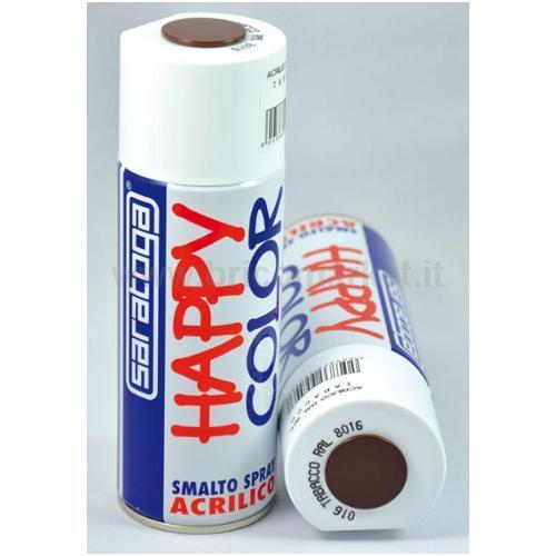 HAPPY COLOR ML.400 TABACCO RAL.8016