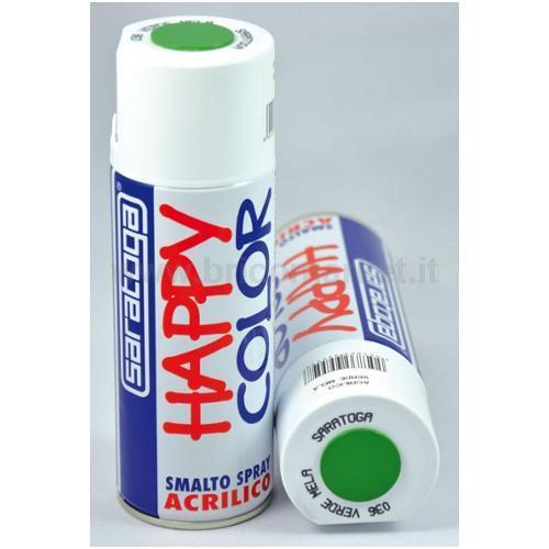 HAPPY COLOR ML.400 VERDE MELA
