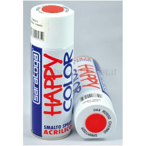 HAPPY COLOR ML.400 ROSSO CHIARO