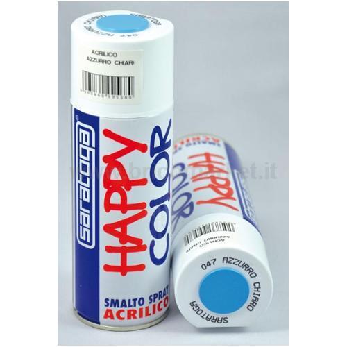 HAPPY COLOR ML.400 AZZURRO CHIARO