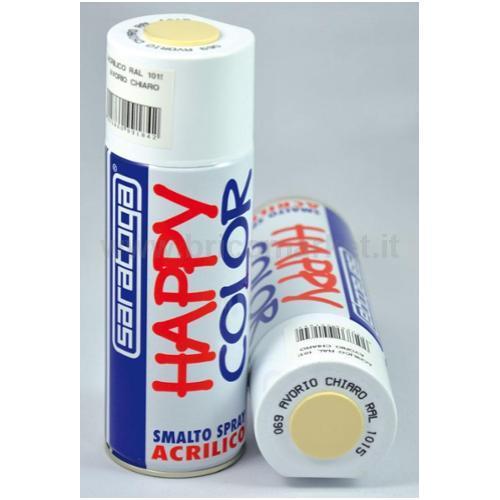 HAPPY COLOR ML.400 AVORIO CH. RAL1015
