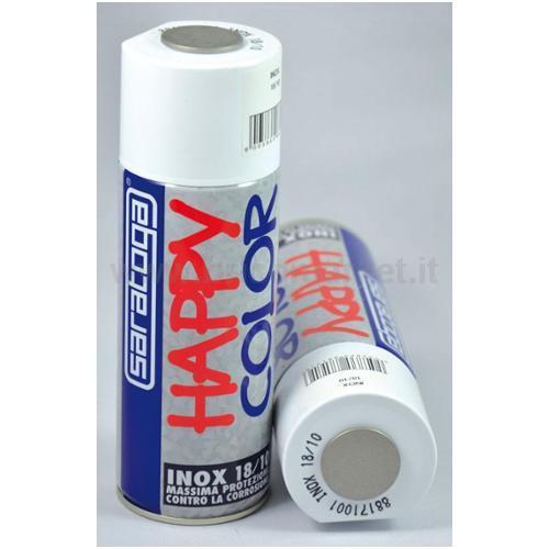 HAPPY COLOR ML.400 INOX 18/10
