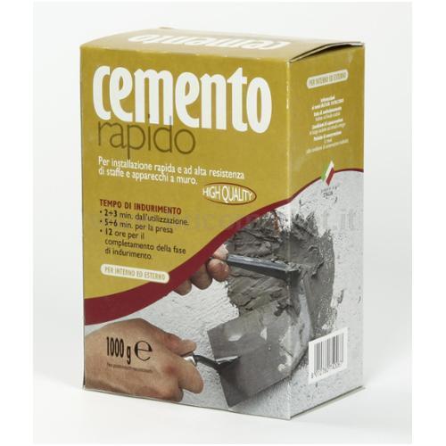 CEMENTO RAPIDO KG.1