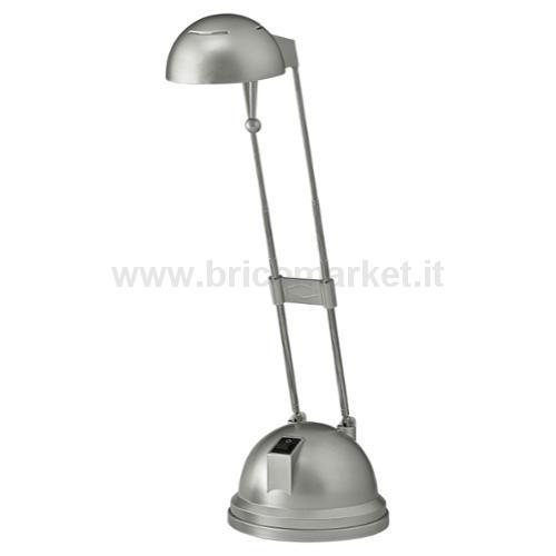 PITTY - LAMPADA STUDIO 1L X 20W 12V GRIGIO