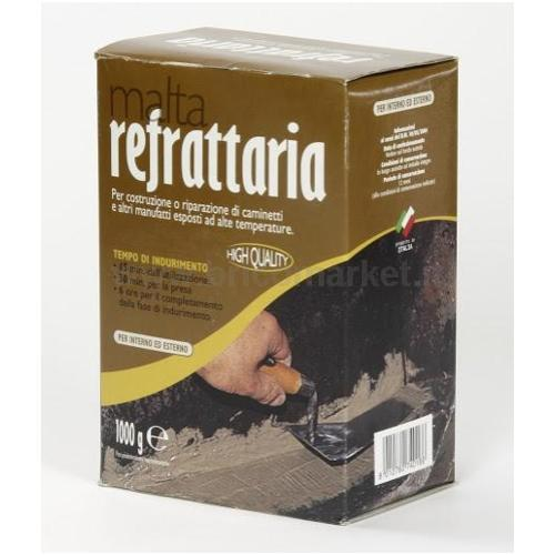 MALTA REFRATTARIA KG.1