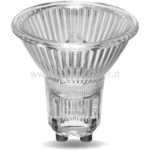 LAMPADA ALOGENA DICROICA 50W GU10 D50MM