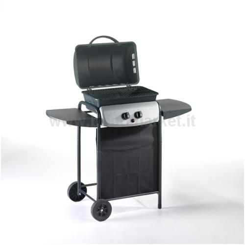 BARBECUE GAS DOUBLE CM.46X34