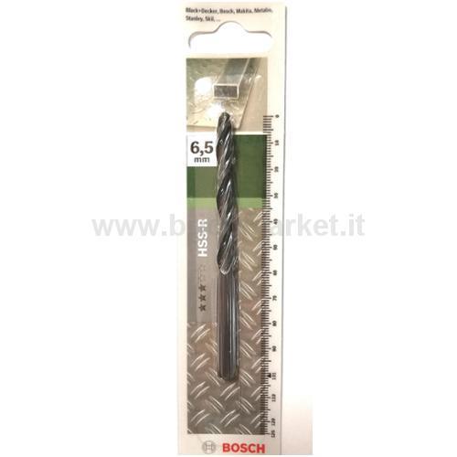 PUNTA METALLO HSS-R 6.5X63X101 118 PZ 1