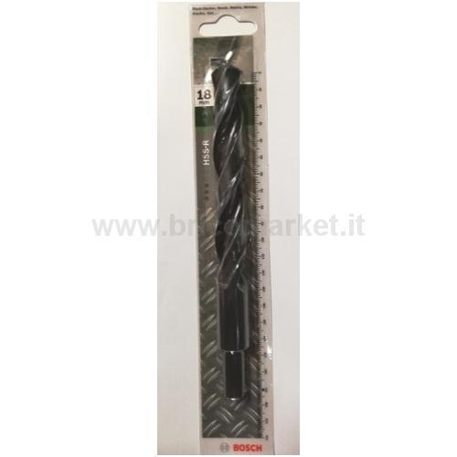 PUNTA METALLO HSS-R 18X130X191 118 PZ 1
