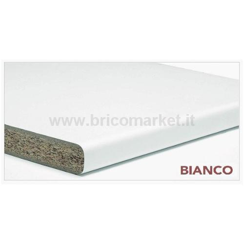 TOP BIANCO 2.8X205X60CM