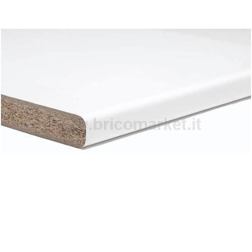 TOP BIANCO 3.8X205X60CM