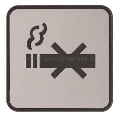 ETICHETTA VIETATO FUMARE