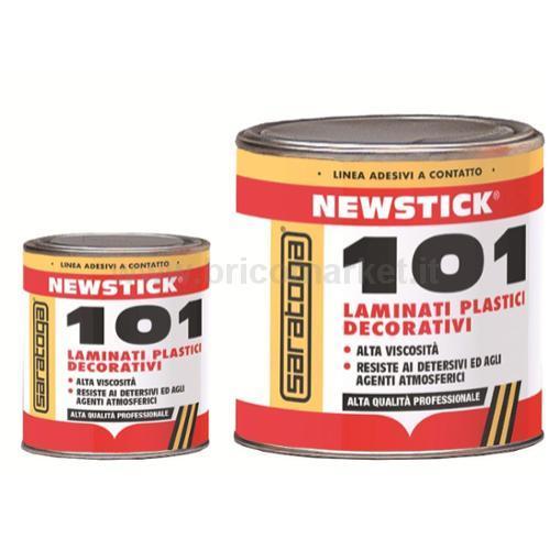 COLLA NEWSTICK 101 BARATTOLO 850GR.