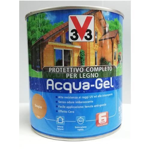 PROTETTIVO COMPLETO PER LEGNO ACQUAGEL LT 0,75 DOUGLAS