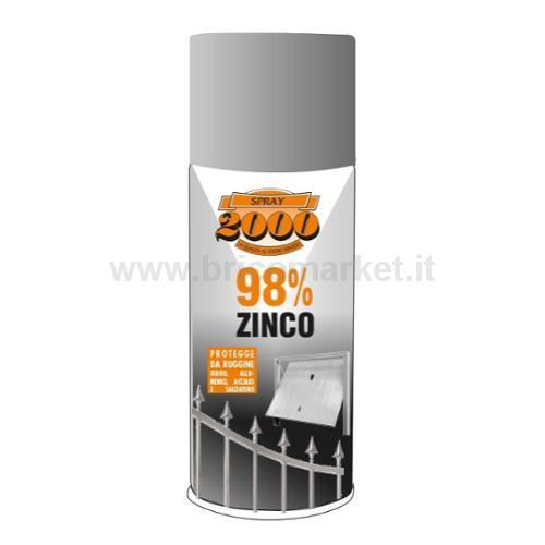 ZINCO SPRAY 98 ML 400