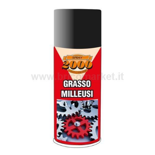 GRASSO MILLEUSI A LITIO ML 400