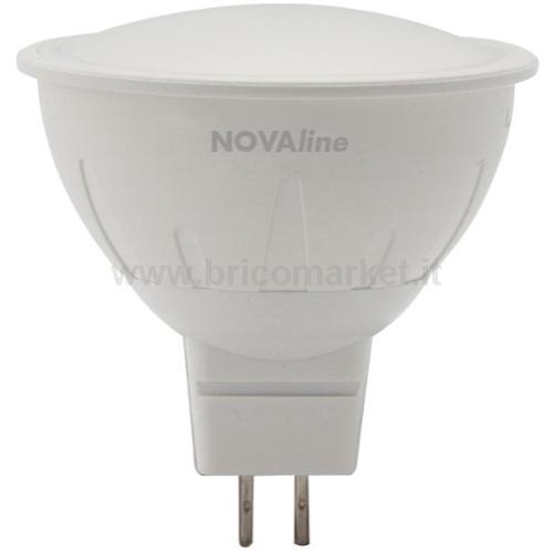 LAMPADA LED DICROICA MR 16.35 480 LUMEN LUCE NATURALE