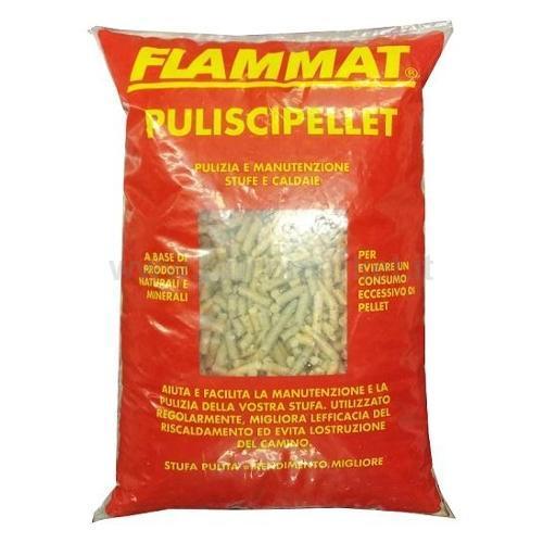 PELLET PULISCI-STUFA FLAMMAT 2KG