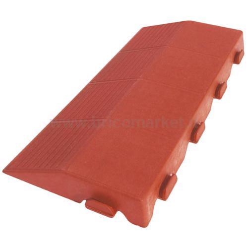 PIASTRELLA A SCIVOLO MASCHIO COLOR COTTO COMBI IN PLASTICA L205XP400XH48 MM.