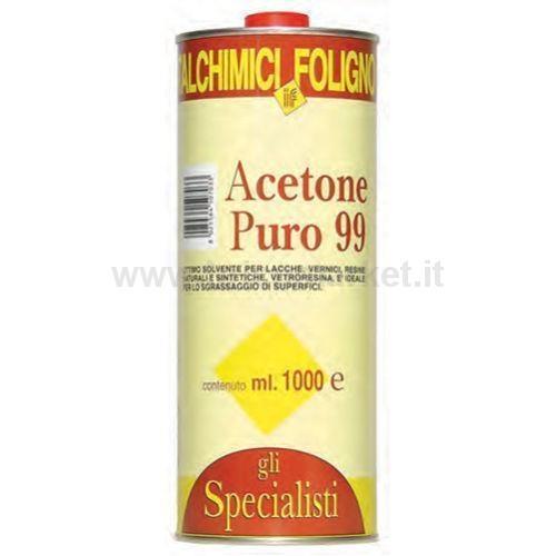 ACETONE PURO 99 LT 1