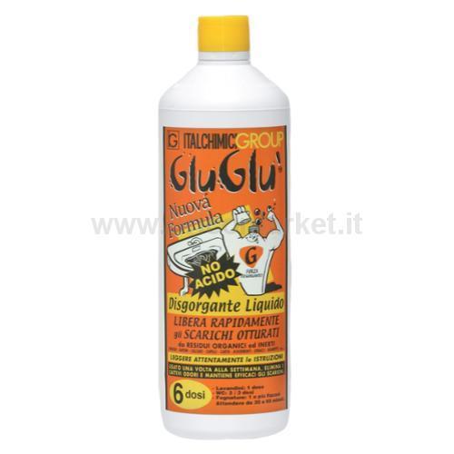 DISGORGANTE LIQUIDO GLU GLU ML 750