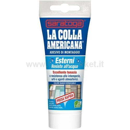 COLLA AMERICANA ESTERNI GR 200