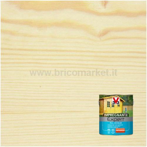 IMPREGNANTE PER LEGNO H20 LINEA EXPERT INCOLORE ML0.75