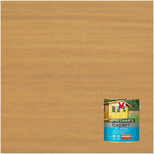 IMPREGNANTE PER LEGNO H20 LINEA EXPERT NOCE CHIARO ML0.75