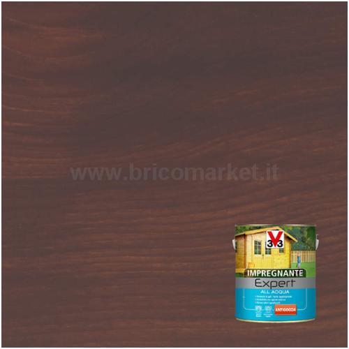 IMPREGNANTE PER LEGNO H20 LINEA EXPERT NOCE ANTICO ML0.75