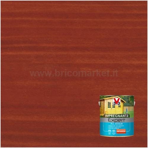 IMPREGNANTE PER LEGNO H20 LINEA EXPERT MOGANO ML0.75