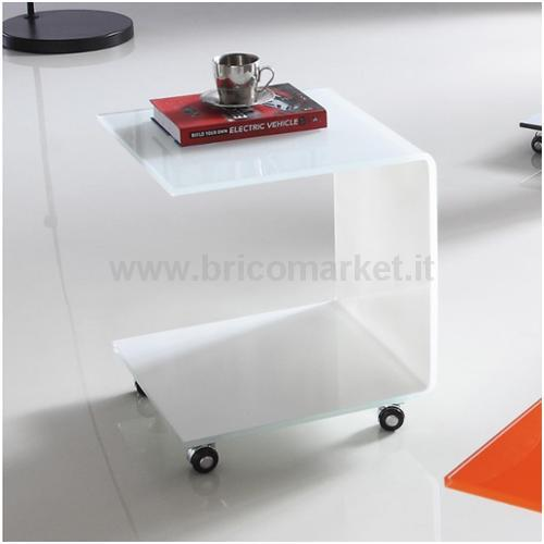 12MM HOT BENDING GLASS WITH WHITE PAINTING 42X42X49