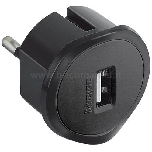 ADATTATORE SP. STD TED PRESA USB 1.5A GR